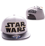 Star Wars Adjustable Cap Black Yellow Logo