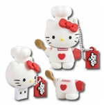 "Hello Kitty Memory Stick - Hello Kitty ""Kitchen"" 8GB"