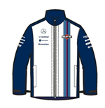 Williams Martini Racing Soft Shell Jacket 2015