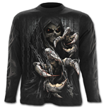 Death Claws - Longsleeve T-Shirt Black