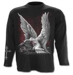 Tears Of An Angel - Longsleeve T-Shirt Black
