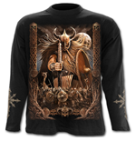 Celtic Pirates - Longsleeve T-Shirt Black