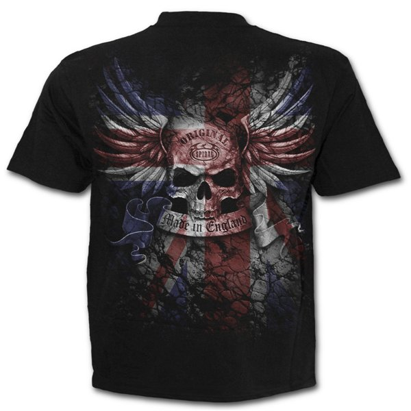 Union Wrath - T-Shirt Black