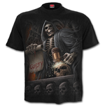 Judge Reaper - T-Shirt Black