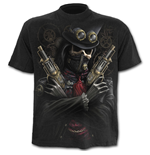 Steam Punk Bandit - T-Shirt Black