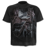 Dragon Kingdom - T-Shirt Black