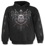 Dragon Kingdom - Hoody Black
