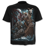 Viking Dead - T-Shirt Black