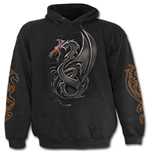 Dragon Slayer - Hoody Black