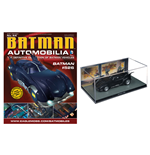 Batman Automobilia Magazine with 1/43 Diecast Model #44 Batmobile (Batman #526)