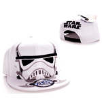 Star Wars Adjustable Cap Trooper Mask