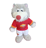 AS Roma Plush Toy 135478