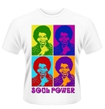 James Brown T-shirt Soul Power