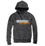 Battlefield Hardline Hooded Sweater Logo