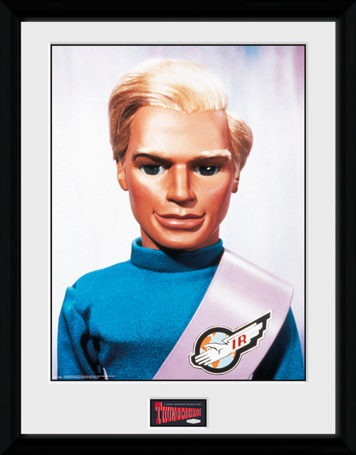 Thunderbirds Classic John Tracy Collector Print