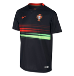 2015-2016 Portugal Away Nike Football Shirt (Kids)