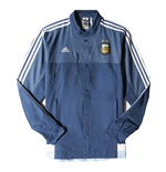 2015-2016 Argentina Adidas Anthem Jacket (Night Marine)
