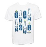 CORONA EXTRA Men's White Decisions T-Shirt
