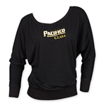 PACIFICO Women's Black Long Sleeve Shirt