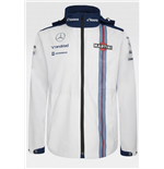 Williams Martini Racing Rain Jacket 2015