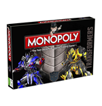 Transformers Board Game Monopoly *English Version*