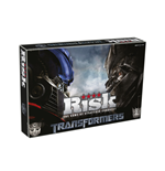 Transformers Board Game Risk *English Version*