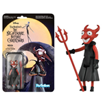 Nightmare Before Christmas ReAction Action Figure The Devil 10 cm