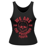 Fall Out Boy Tank Top The Poisoned Youth