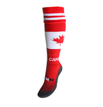 Canada Country Hingly Socks (Red)