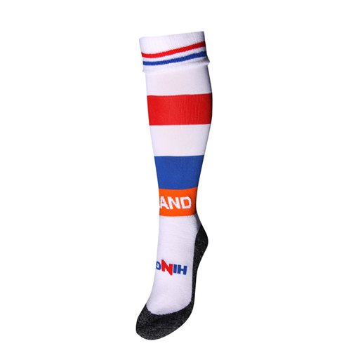 Holland Country Hingly Socks (White)