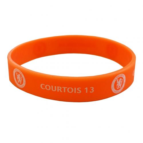 Chelsea F.C. Silicone Wristband Courtois
