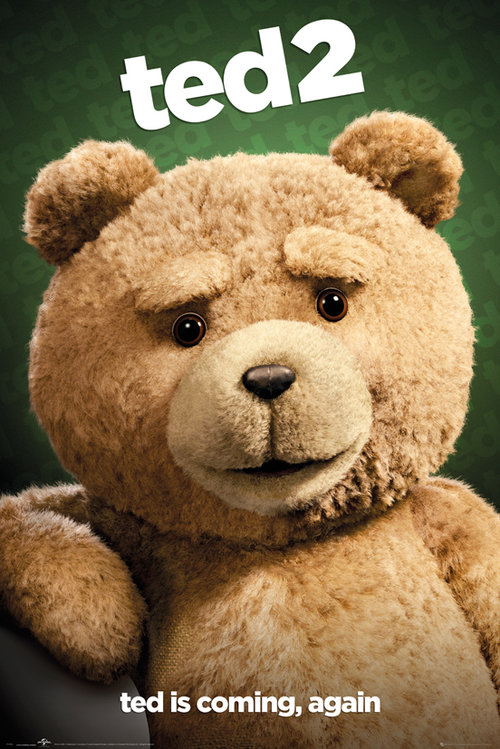 Ted 2 Close Up Maxi Poster