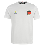 Germany 2014 FIFA Core Tee (White)