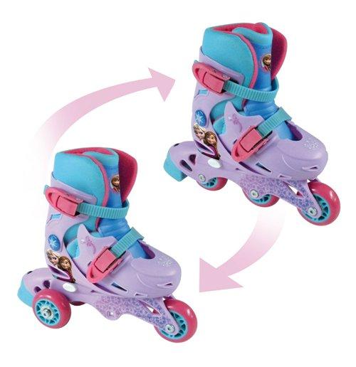 Buy DISNEY Frozen Evolution 2-in-1 Tri to Inline Roller Skates 5de296b326967