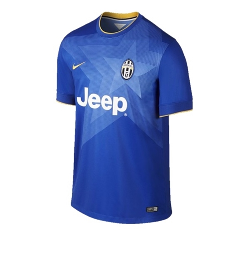 2014-15 Juventus Away Shirt (Pogba 6)