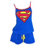 SUPERMAN Women's Romper
