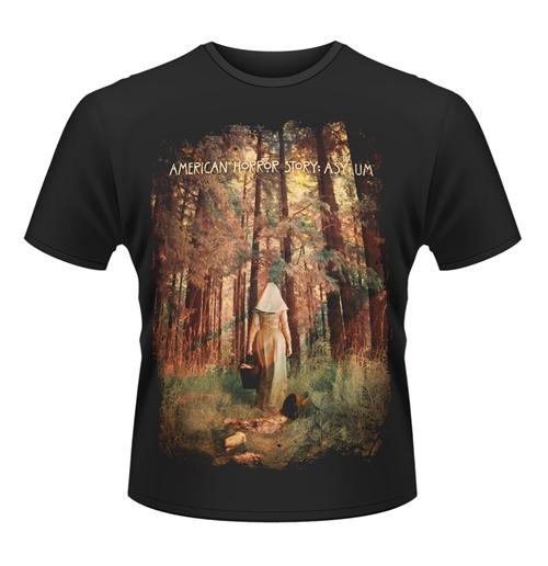 b2e24ae0a8c0 Official American Horror Story T-shirt Asylum: Buy Online on Offer