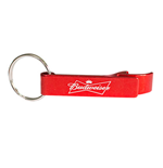 BUDWEISER Wrench Bottle Opener Keychain