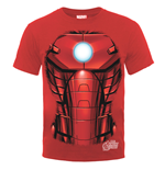 Marvel Comics T-Shirt Iron Man Chest