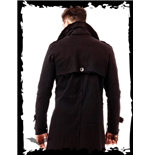Vintage Look Winter Coat