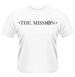 The Mission T-shirt Logo 1