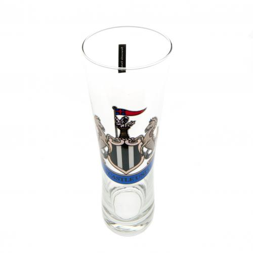 Newcastle United F.C. Tall Beer Glass