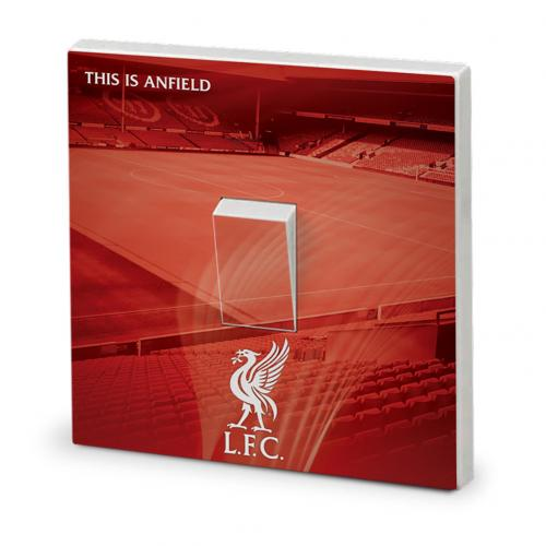 Liverpool F.C. Light Switch Skin