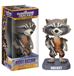Guardians of the Galaxy Wacky Wobbler Bobble-Head Rocket Raccoon 18 cm