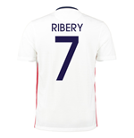 2015-16 France Away Shirt (Ribery 7)