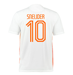 2015-2016 Holland Nike Away Shirt (Sneijder 10) - Kids