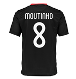 2015-2016 Portugal Nike Away Shirt (Moutinho 8) - Kids