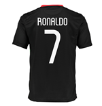 2015-2016 Portugal Nike Away Shirt (Ronaldo 7) - Kids