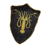 Game of Thrones Throw Pillow Sigil House Greyjoy 56 cm