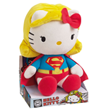 Hello Kitty DC Comics Plush Figure Superwoman 27 cm